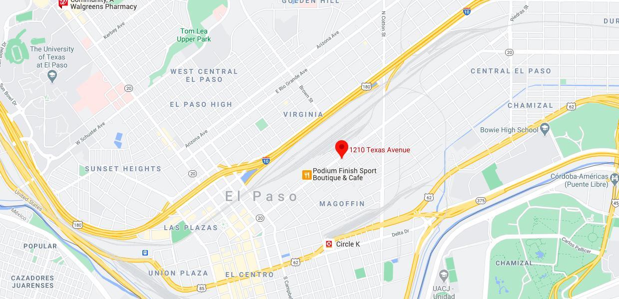 1210 Texas, El Paso, Texas 79901, ,Commercial,For sale,Texas,835527