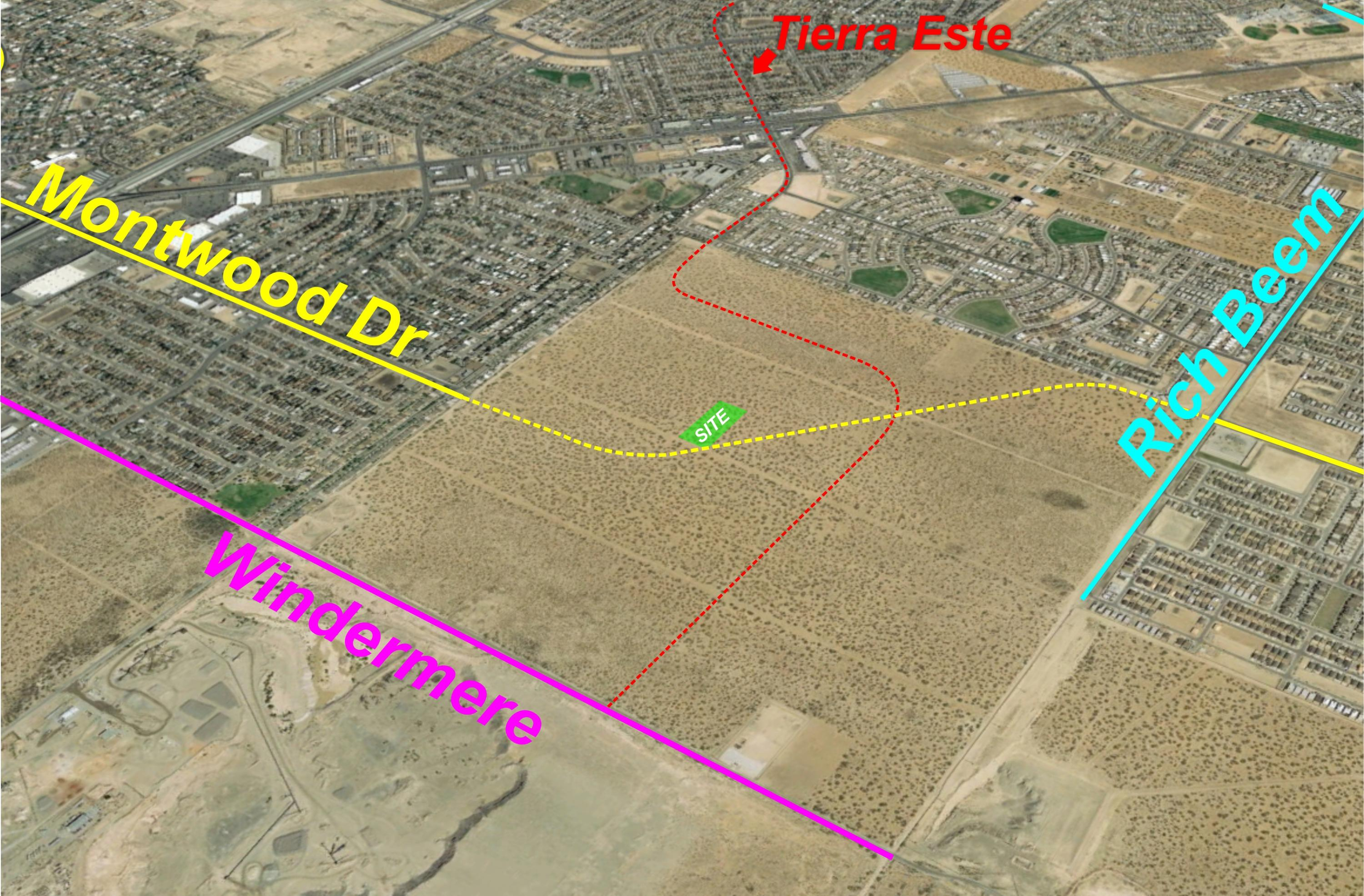13500 Montwood Drive, El Paso, Texas 79928, ,Land,For sale,Montwood,835581