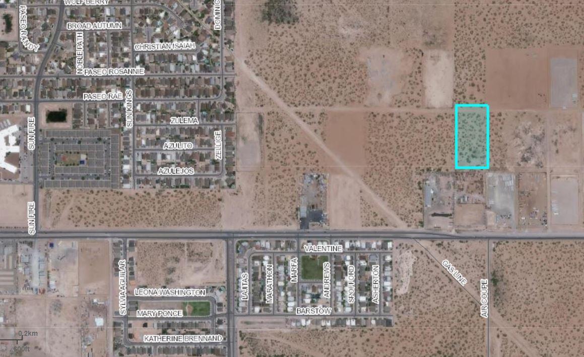 TBD TBD, El Paso, Texas 79938, ,Land,For sale,TBD,835808