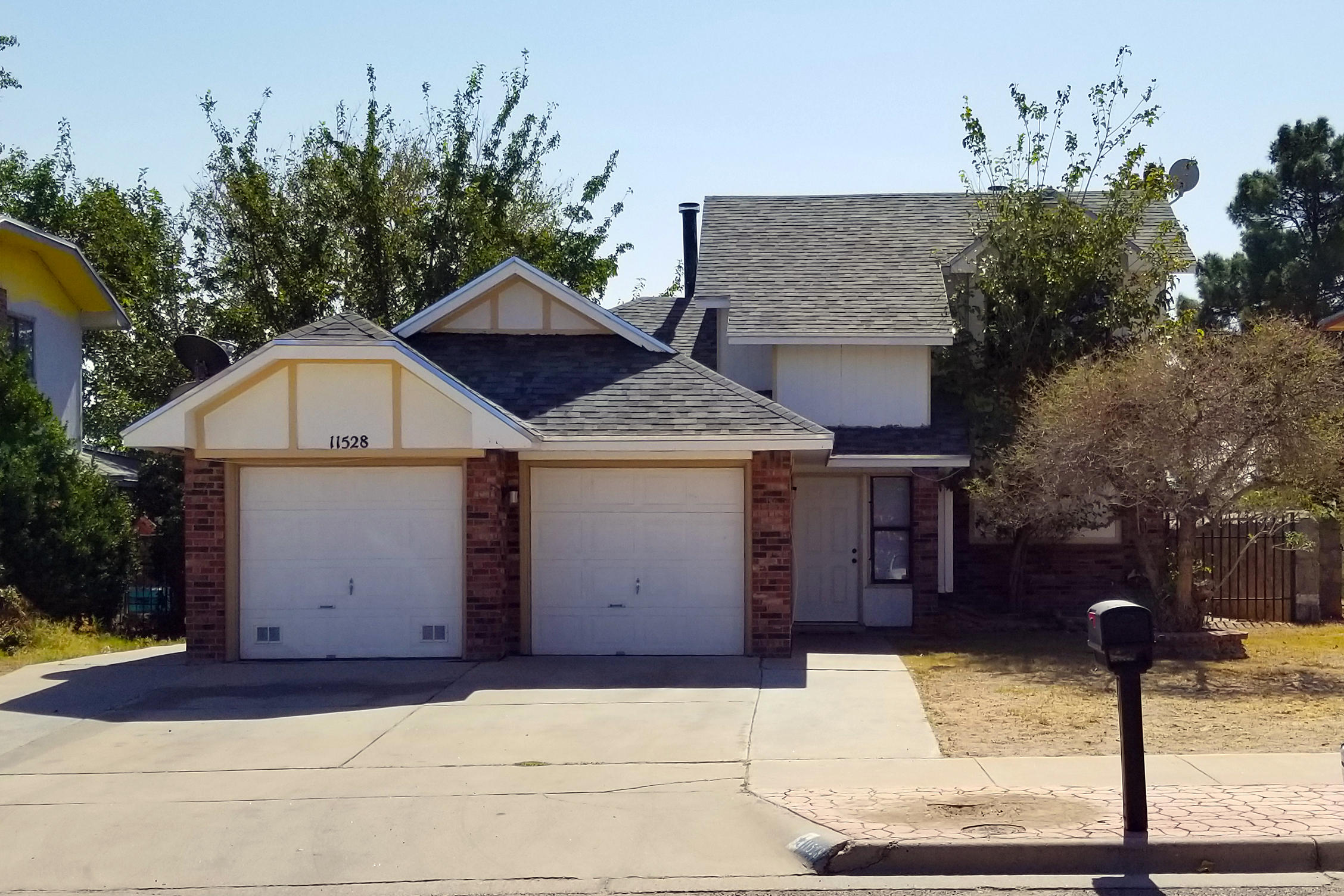 11528 JERRY LEWIS Way, El Paso, Texas 79936, 3 Bedrooms Bedrooms, ,2 BathroomsBathrooms,Residential Rental,For Rent,JERRY LEWIS,835877