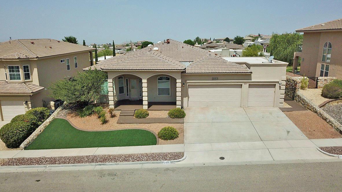 1455 CHEROKEE RIDGE Drive, El Paso, Texas 79912, 4 Bedrooms Bedrooms, ,3 BathroomsBathrooms,Residential Rental,For Rent,CHEROKEE RIDGE,835918