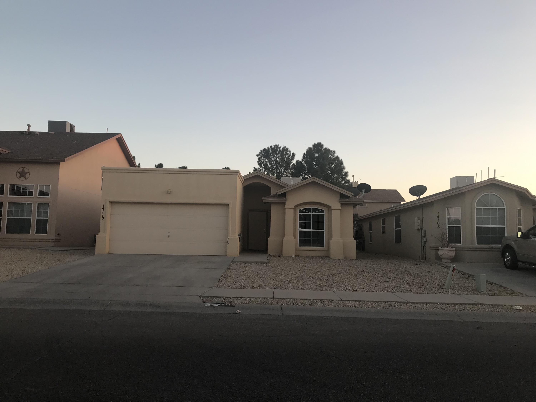 14112 TIERRA VENADO Drive, El Paso, Texas 79938, 3 Bedrooms Bedrooms, ,2 BathroomsBathrooms,Residential Rental,For Rent,TIERRA VENADO,836057
