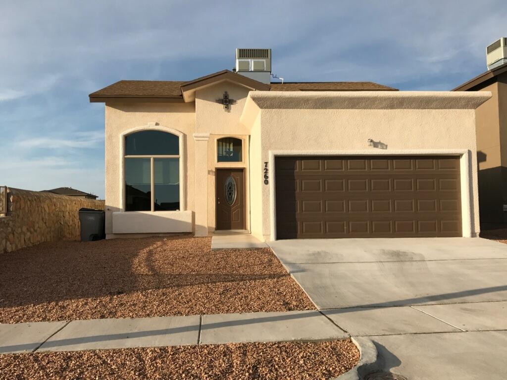 7260 COPPER TRAIL Avenue, El Paso, Texas 79934, 4 Bedrooms Bedrooms, ,2 BathroomsBathrooms,Residential Rental,For Rent,COPPER TRAIL,836043