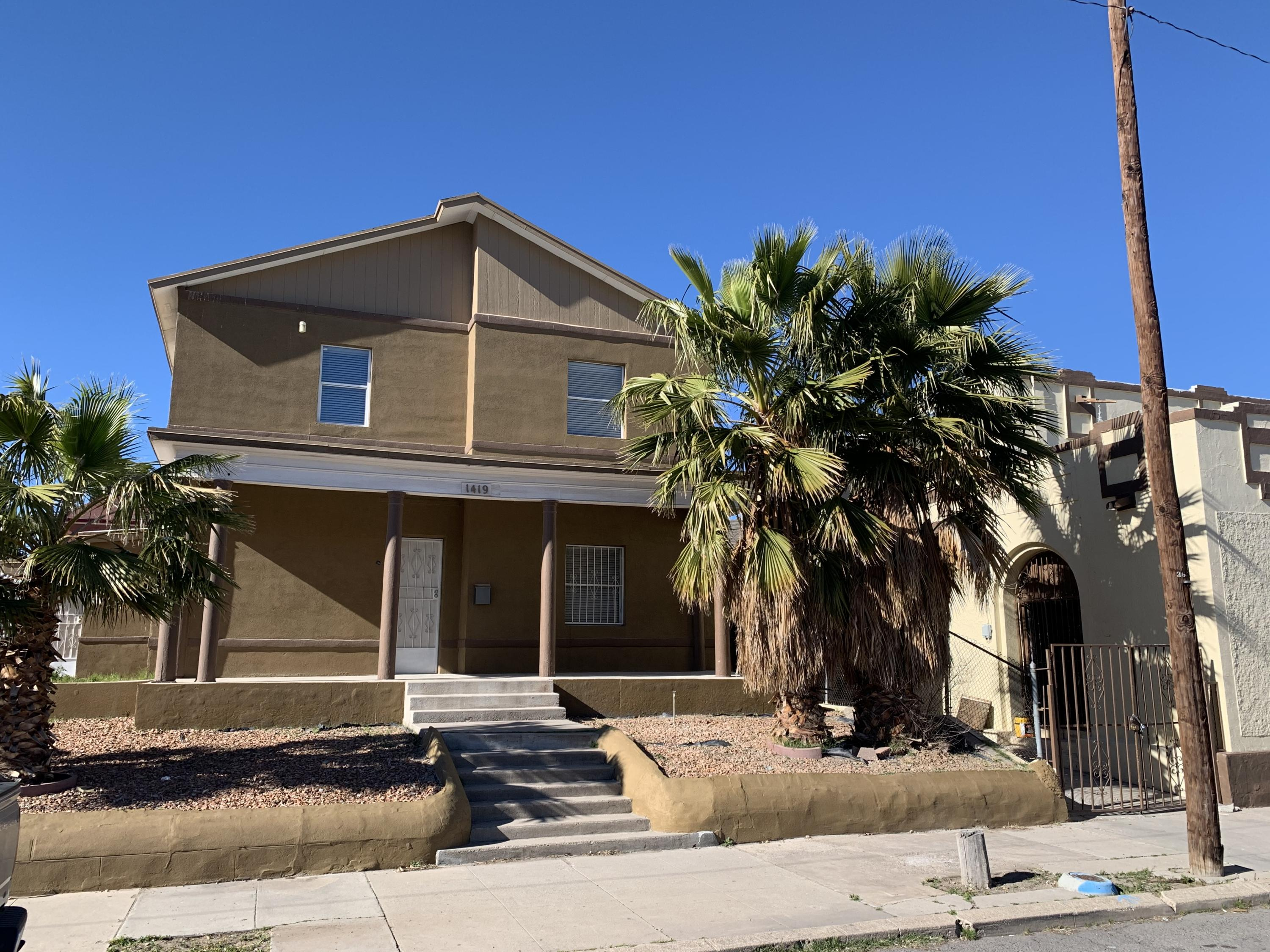 1419 Yandell Drive, El Paso, Texas 79902, ,Commercial,For sale,Yandell,836048