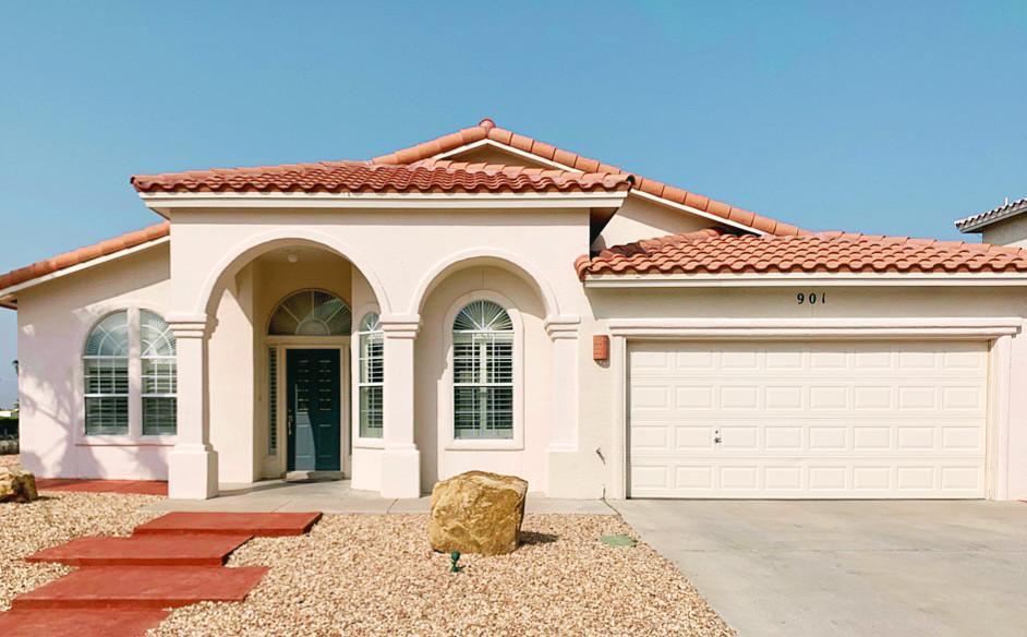 901 LAS PISTAS Place, El Paso, Texas 79912, 4 Bedrooms Bedrooms, ,3 BathroomsBathrooms,Residential Rental,For Rent,LAS PISTAS,836146