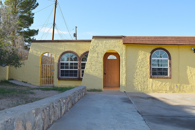 3611 HERCULES Avenue, El Paso, Texas 79904, 3 Bedrooms Bedrooms, ,2 BathroomsBathrooms,Residential Rental,For Rent,HERCULES,836151