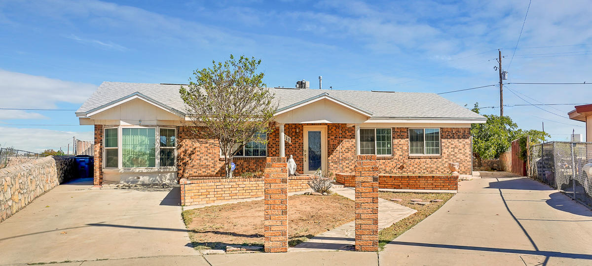 8219 Rancho Verde, El Paso, Texas 79907, 4 Bedrooms Bedrooms, ,2 BathroomsBathrooms,Residential,For sale,Rancho Verde,836466