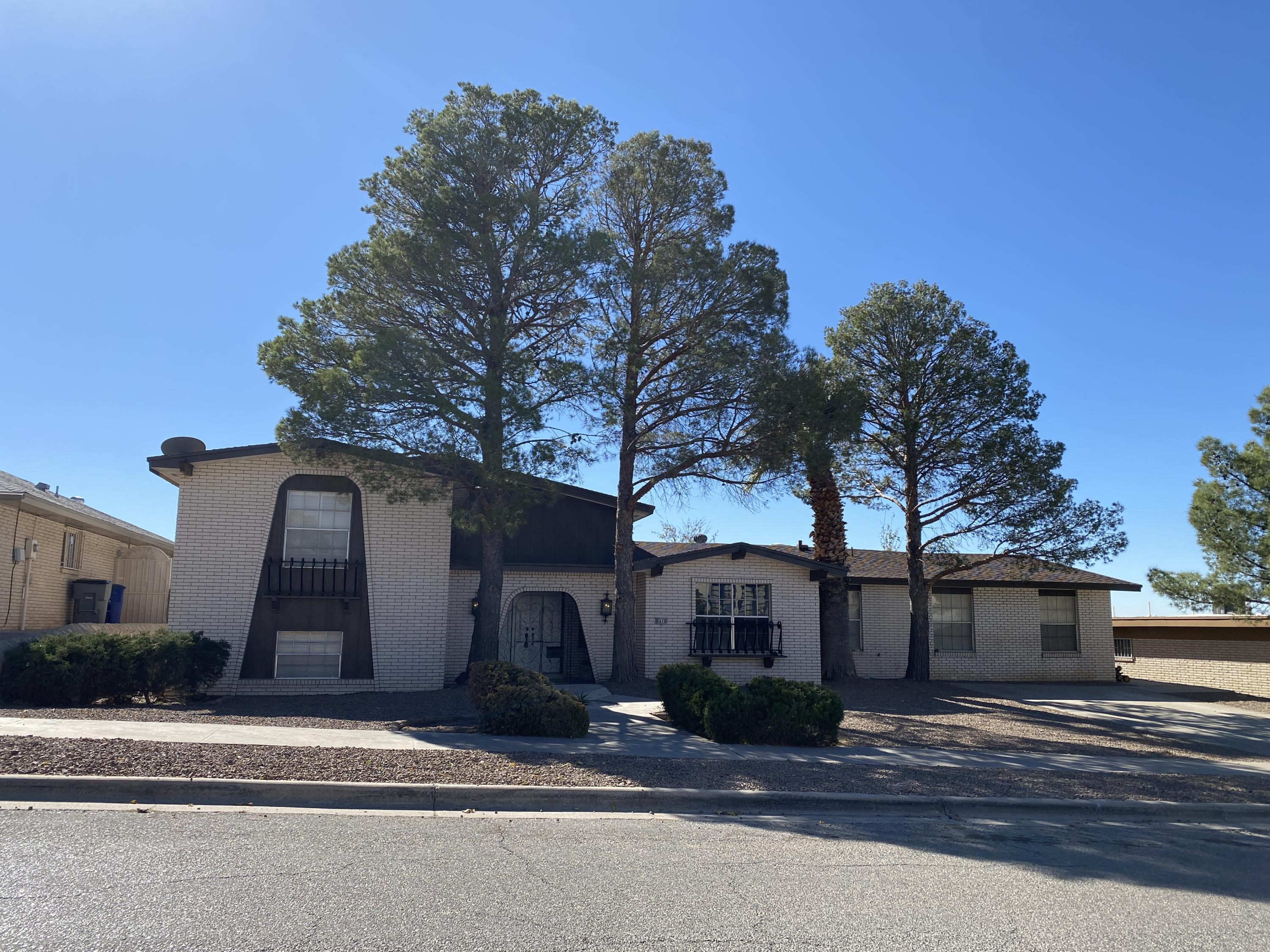 6416 PINO REAL Drive, El Paso, Texas 79912, 6 Bedrooms Bedrooms, ,3 BathroomsBathrooms,Residential Rental,For Rent,PINO REAL,837060