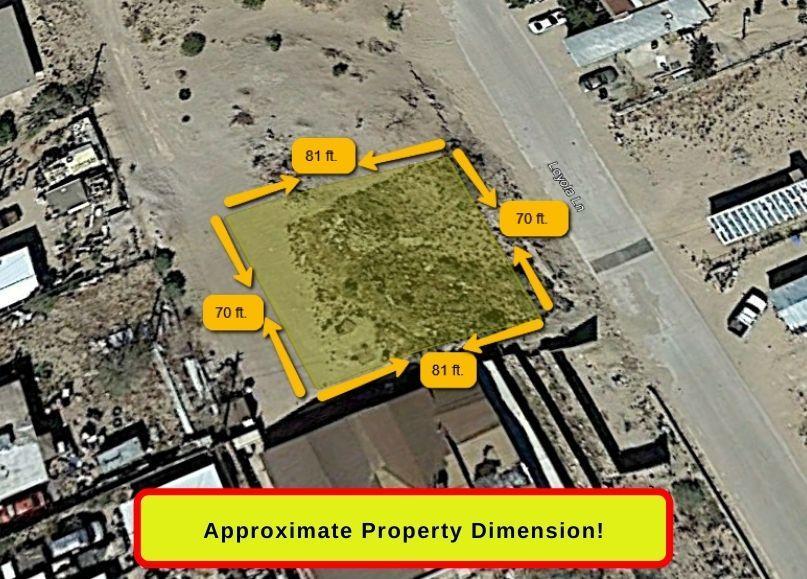 TBD Loyola Lane, El Paso, Texas 79928, ,Land,For sale,Loyola,837230