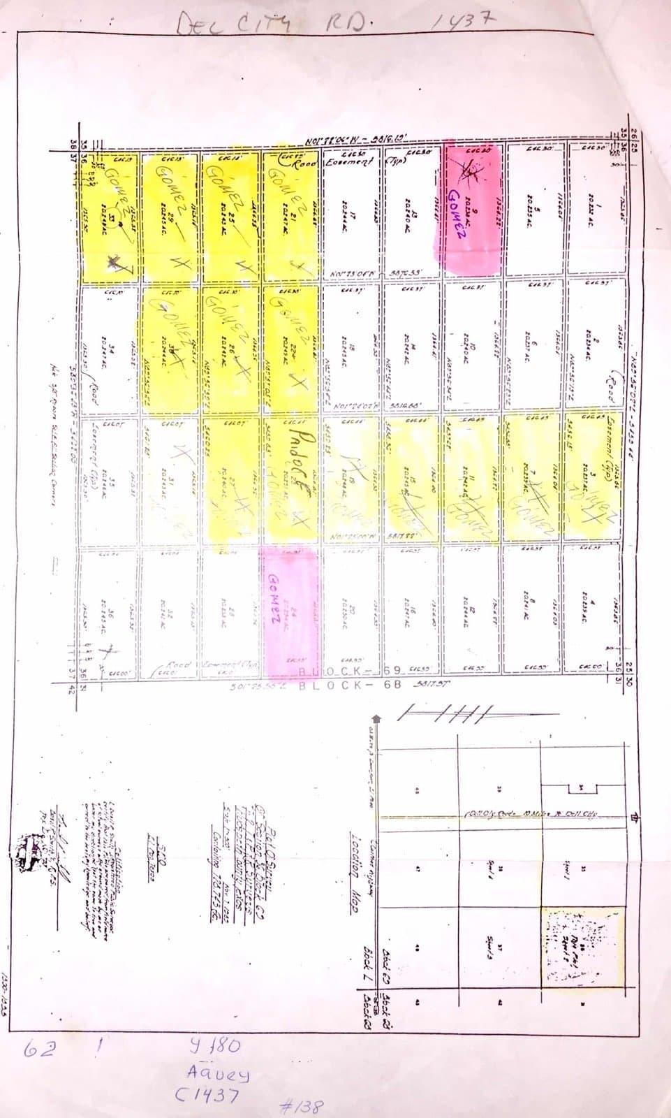 20 Vista Heights, Sierra Blanca, Texas 79851, ,Land,For sale,Vista Heights,838863