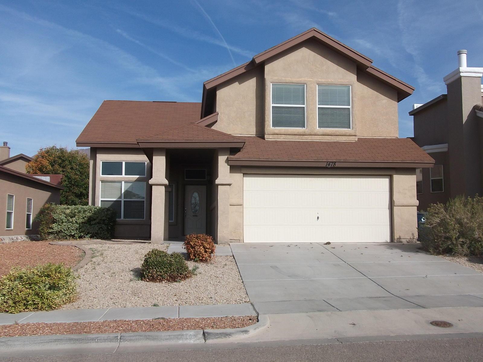 1478 SENDA DEL SOL, El Paso, Texas 79911, 4 Bedrooms Bedrooms, ,3 BathroomsBathrooms,Residential Rental,For Rent,SENDA DEL SOL,837363
