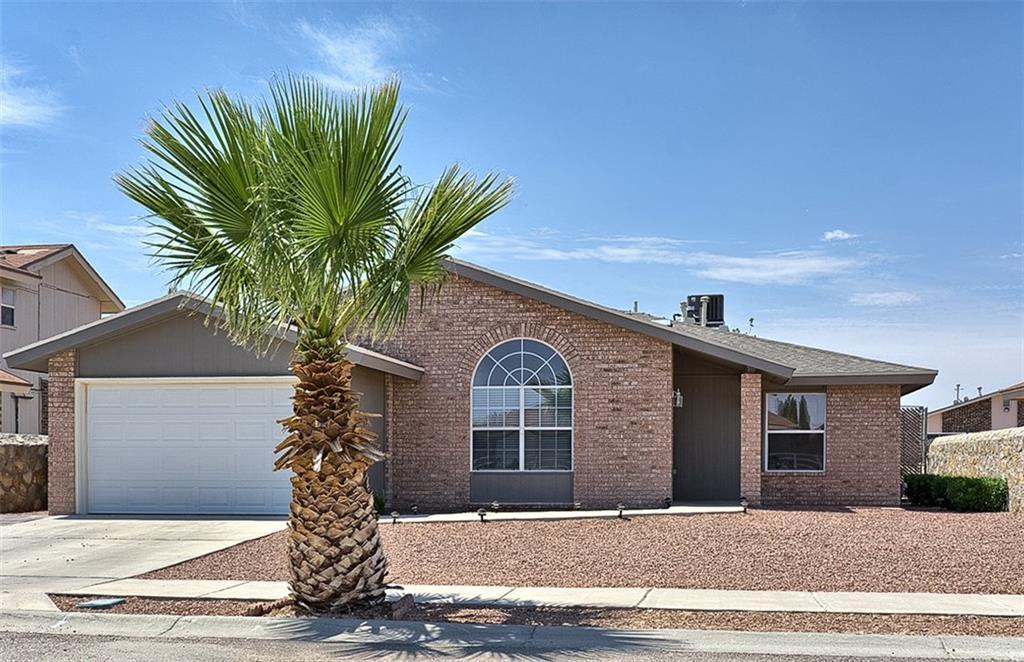 14332 Desierto Lindo Avenue, Horizon City, Texas 79928, 3 Bedrooms Bedrooms, ,2 BathroomsBathrooms,Residential Rental,For Rent,Desierto Lindo,837369