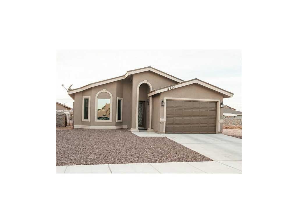 4937 RUBEN SOTO Drive, El Paso, Texas 79938, 3 Bedrooms Bedrooms, ,2 BathroomsBathrooms,Residential Rental,For Rent,RUBEN SOTO,837388