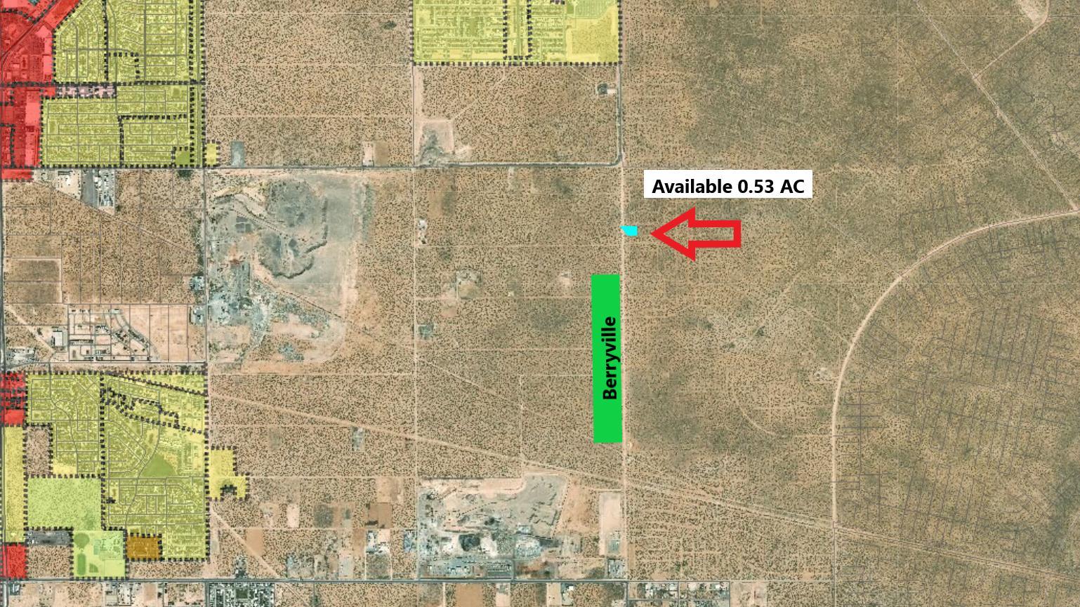 16 Berryville, El Paso, Texas 79938, ,Land,For sale,Berryville,837534
