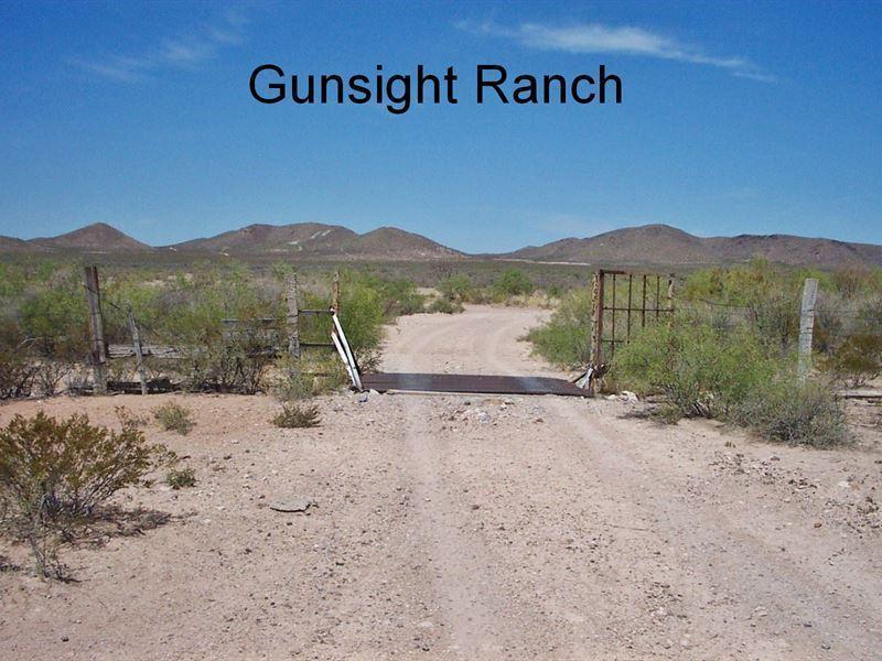 71 TSP 6 SEC 17 T&P Gunsight Ranch Road, Sierra Blanca, Texas 79851, ,Land,For sale,SEC 17 T&P Gunsight Ranch,837571