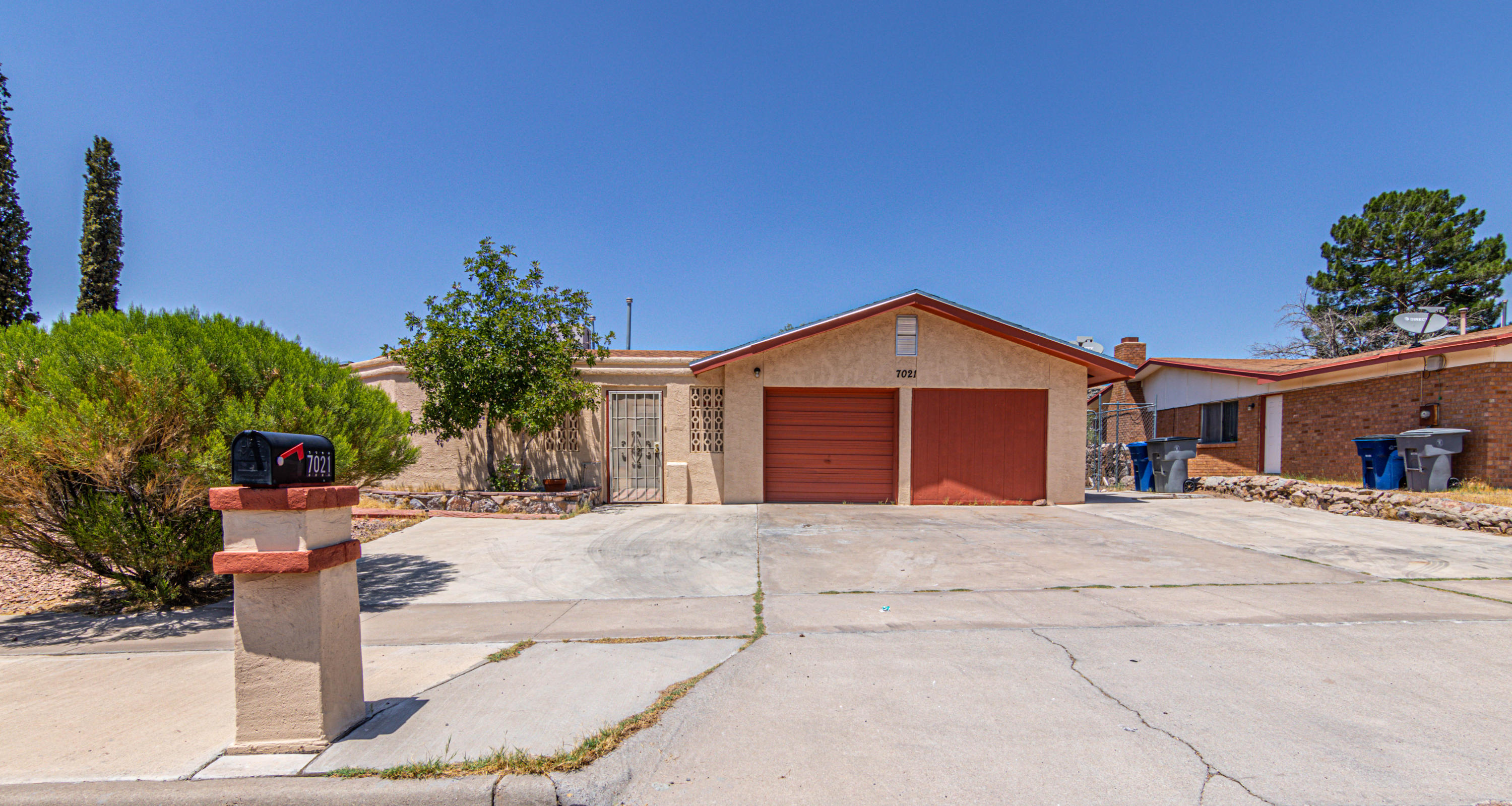 7021 CERRO NEGRO, El Paso, Texas 79912, 3 Bedrooms Bedrooms, ,2 BathroomsBathrooms,Residential,For sale,CERRO NEGRO,837929