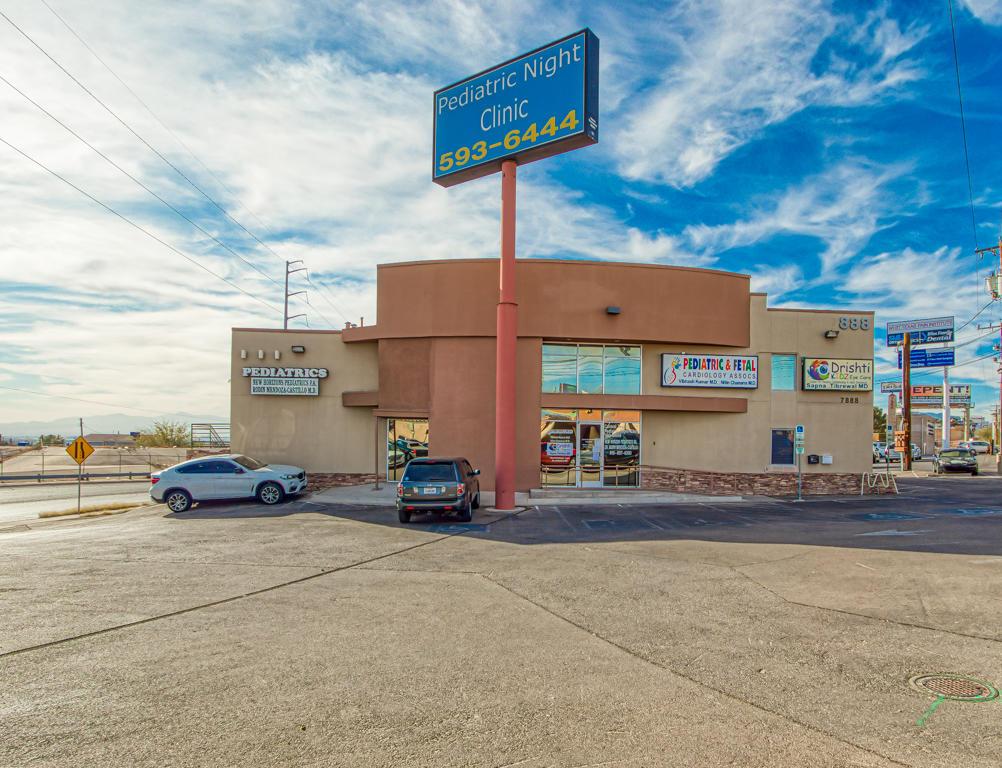 7888 E Gateway Boulevard, El Paso, Texas 79915, ,Commercial,For sale,E Gateway,838135