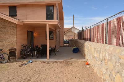 1848 Polly Harris- Backyard patio