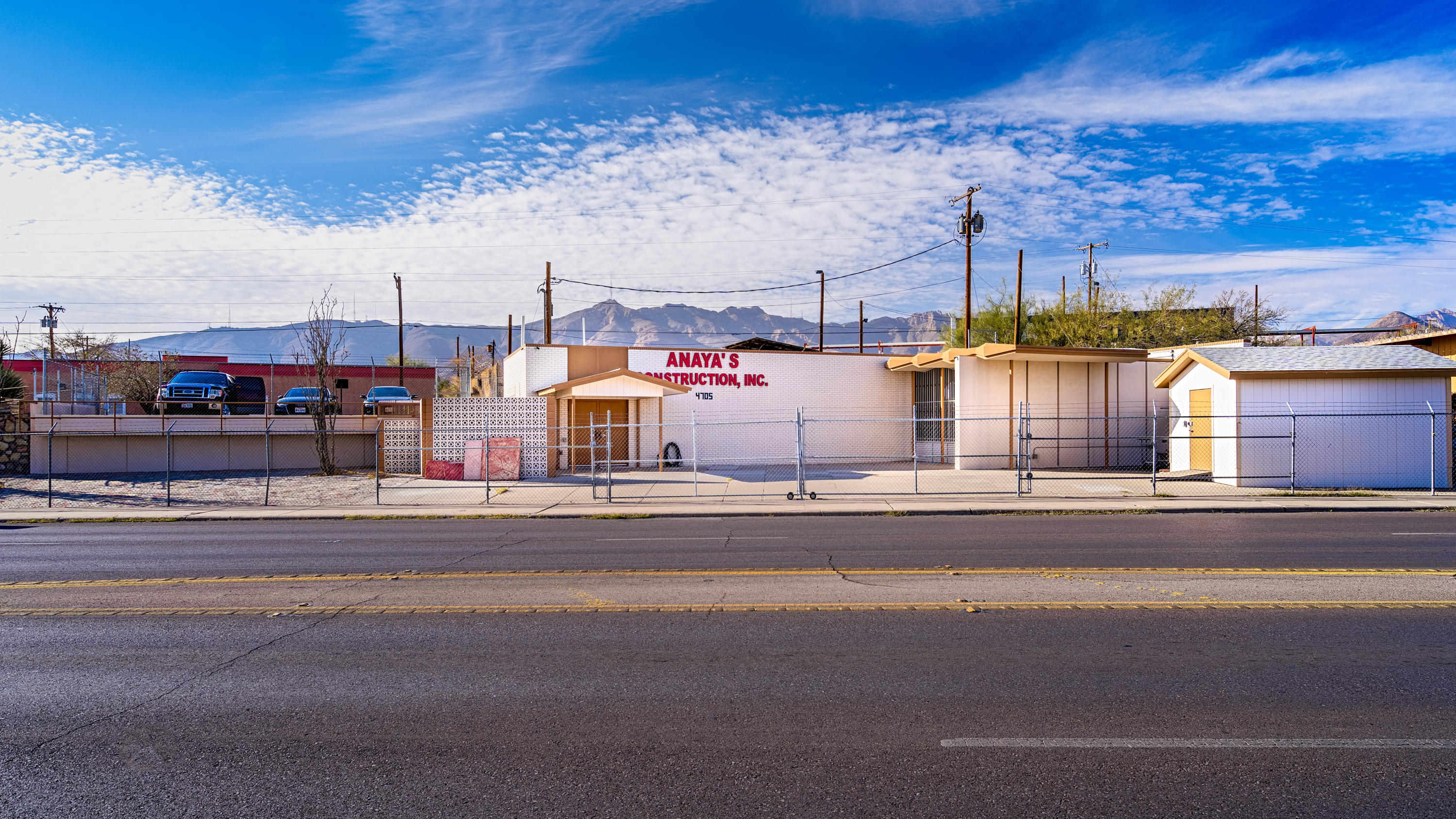 4705 Pershing Drive, El Paso, Texas 79903, ,Commercial,For sale,Pershing Drive,838517