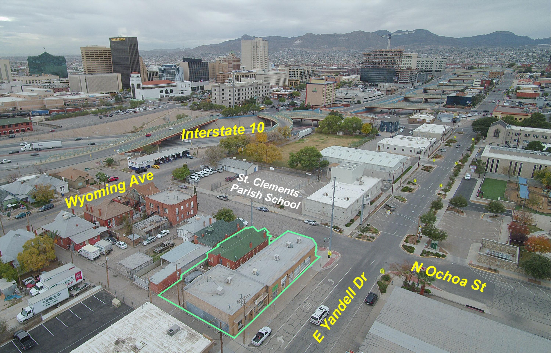 700-710 E Yandell, El Paso, Texas 79901, ,Commercial,For sale,E Yandell,838691