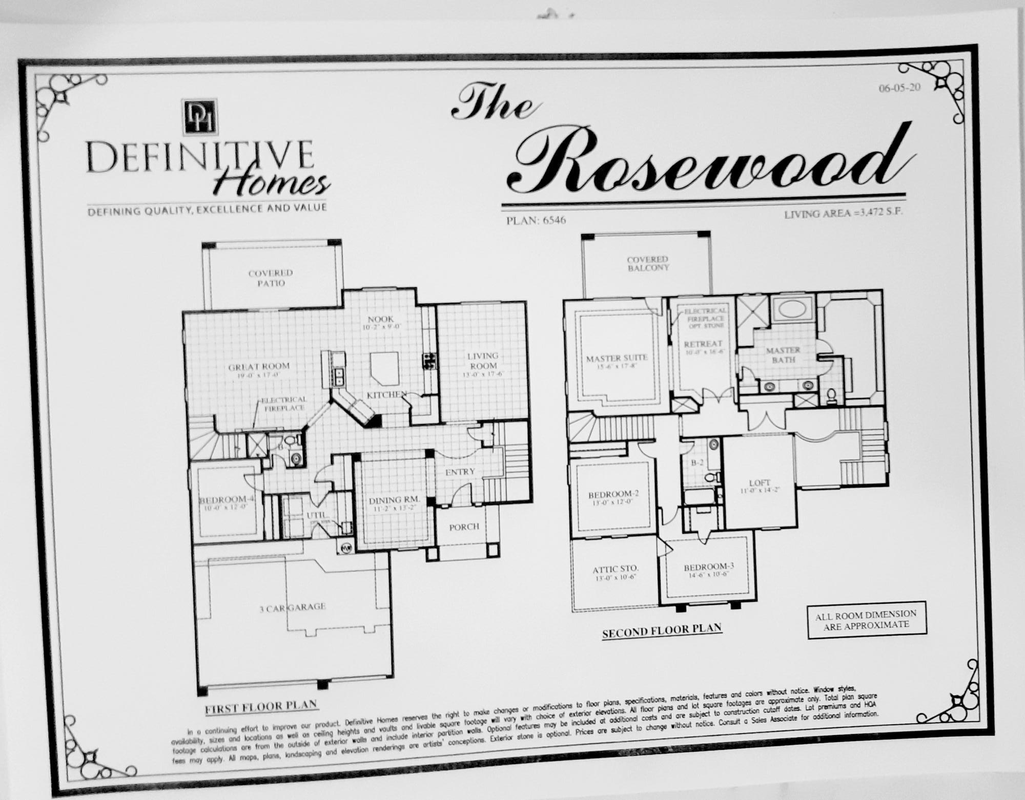 Rosewood Int