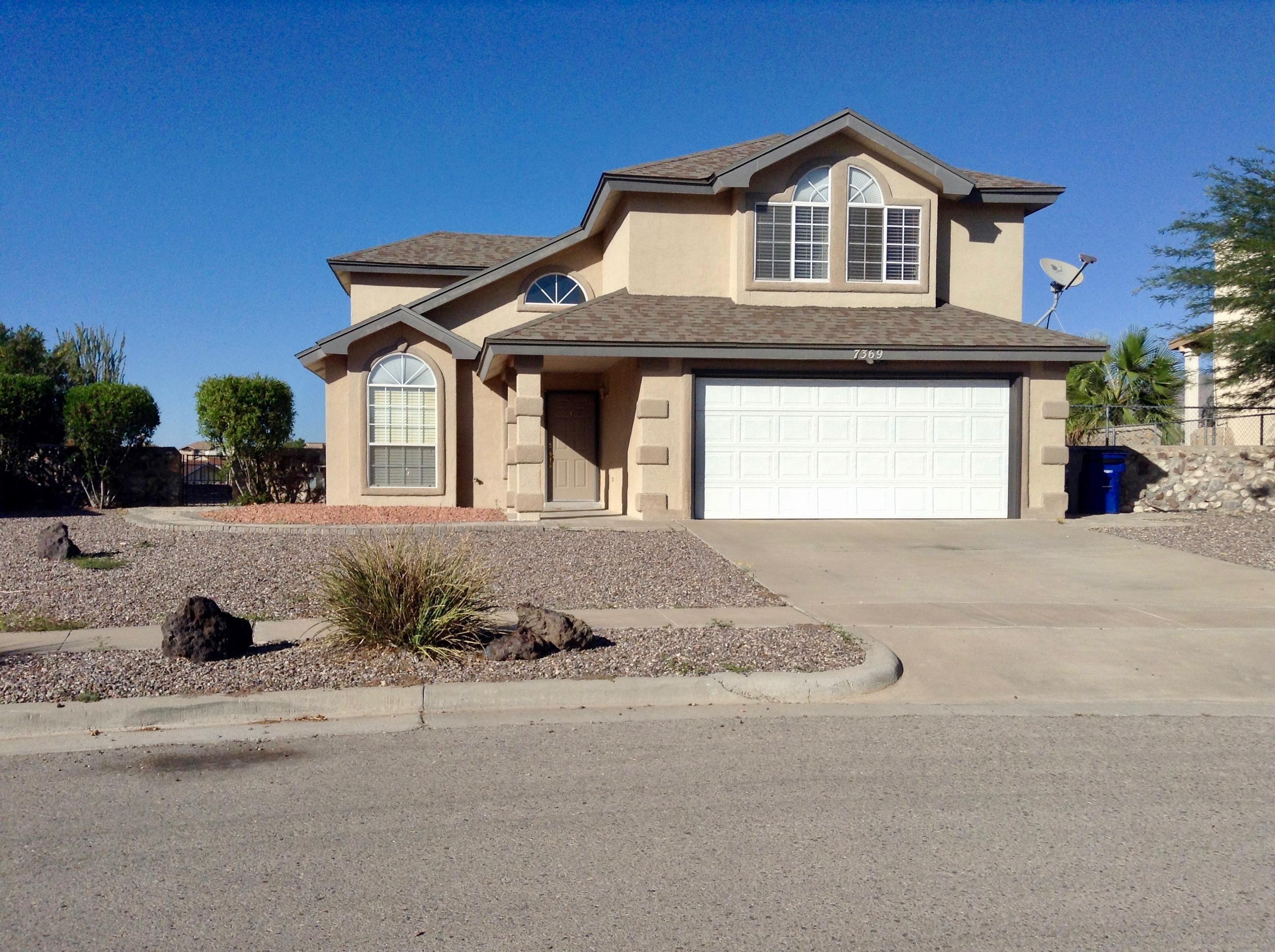 7369 LUZ DE LUMBRE Avenue, El Paso, Texas 79912, 4 Bedrooms Bedrooms, ,3 BathroomsBathrooms,Residential Rental,For Rent,LUZ DE LUMBRE,839017