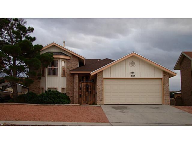 2108 Glen Drive, El Paso, Texas 79936, 3 Bedrooms Bedrooms, ,2 BathroomsBathrooms,Residential Rental,For Rent,Glen,839077