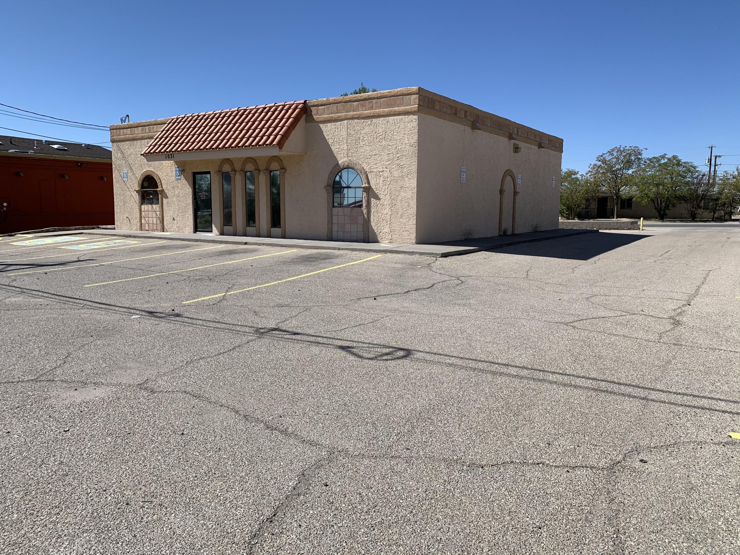 1031 Zaragoza Road, El Paso, Texas 79907, ,Commercial,For sale,Zaragoza,839164