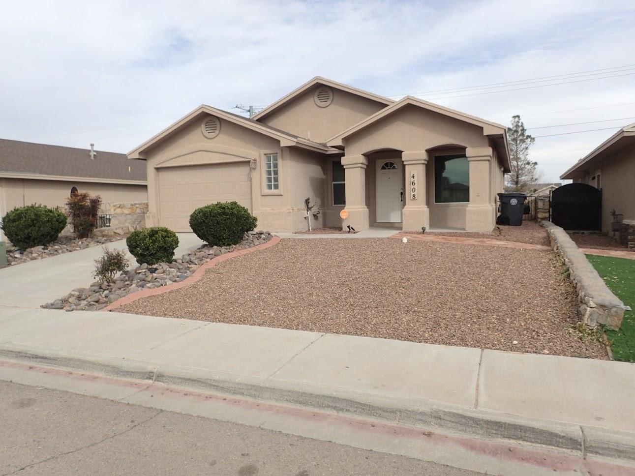 4608 LORENZO PONCE, El Paso, Texas 79938, 4 Bedrooms Bedrooms, ,2 BathroomsBathrooms,Residential Rental,For Rent,LORENZO PONCE,839254