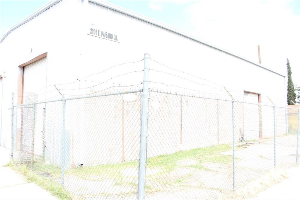2001 PAISANO Drive, El Paso, Texas 79905, ,Commercial,For sale,PAISANO,839378