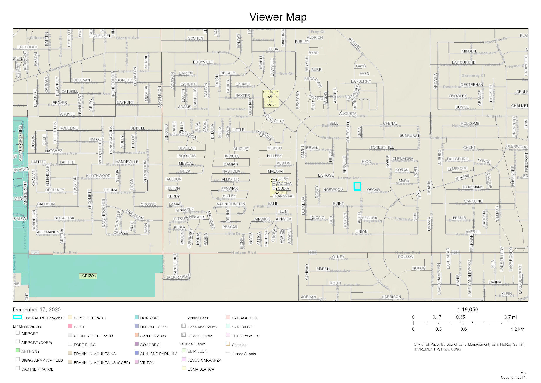 TBD KEITH Street, Clint, Texas 79836, ,Land,For sale,KEITH,839412