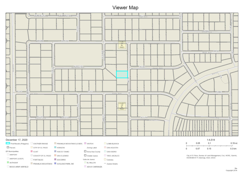 TBD Keith Street, Clint, Texas 79836, ,Land,For sale,Keith,839413