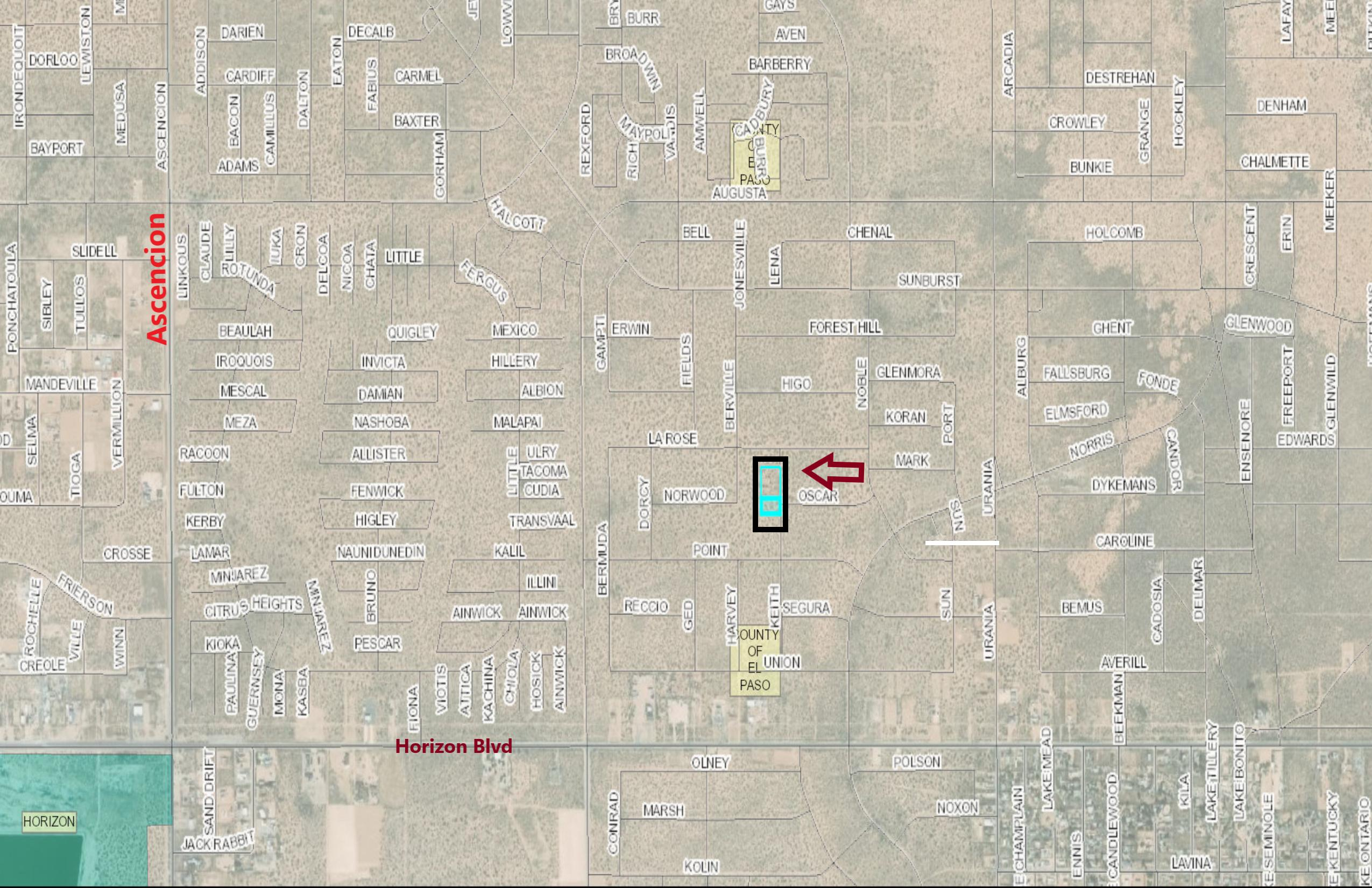 1 NORWOOD Avenue, Clint, Texas 79836, ,Land,For sale,NORWOOD,839417