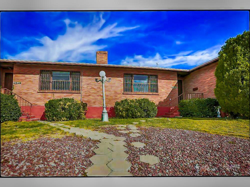 1510 HAWTHORNE Street, El Paso, Texas 79902, 2 Bedrooms Bedrooms, ,2 BathroomsBathrooms,Residential Rental,For Rent,HAWTHORNE,839638