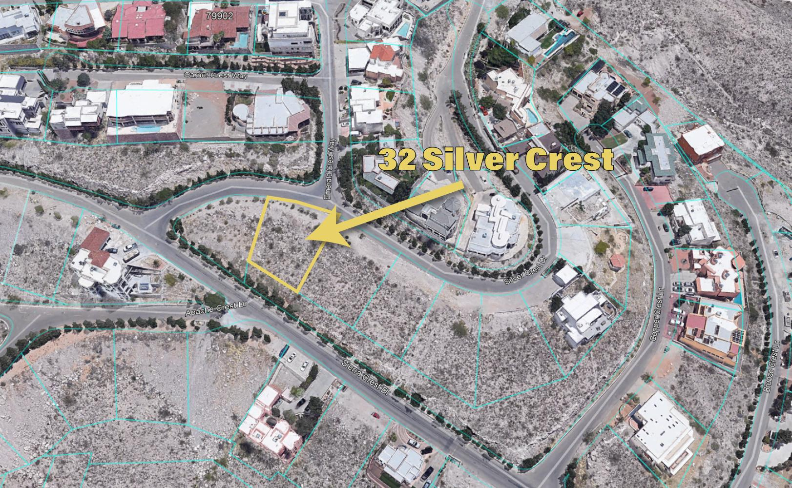 32 Silver Crest, El Paso, Texas 79902, ,Residential,For sale,Silver Crest,839701
