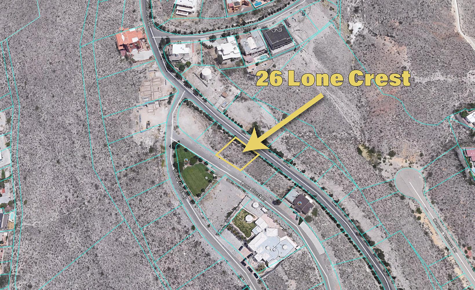 26 Lone Crest, El Paso, Texas 79902, ,Residential,For sale,Lone Crest,839706