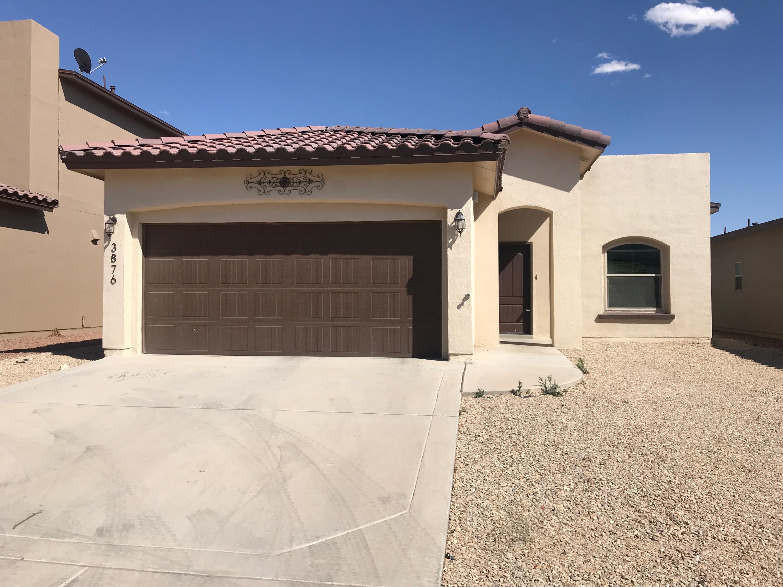 3876 LOMA CORTEZ Drive, El Paso, Texas 79938, 3 Bedrooms Bedrooms, ,2 BathroomsBathrooms,Residential Rental,For Rent,LOMA CORTEZ,839743