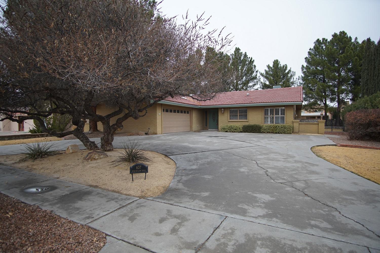 637 WILD WILLOW Drive, El Paso, Texas 79922, 3 Bedrooms Bedrooms, ,3 BathroomsBathrooms,Residential Rental,For Rent,WILD WILLOW,839919