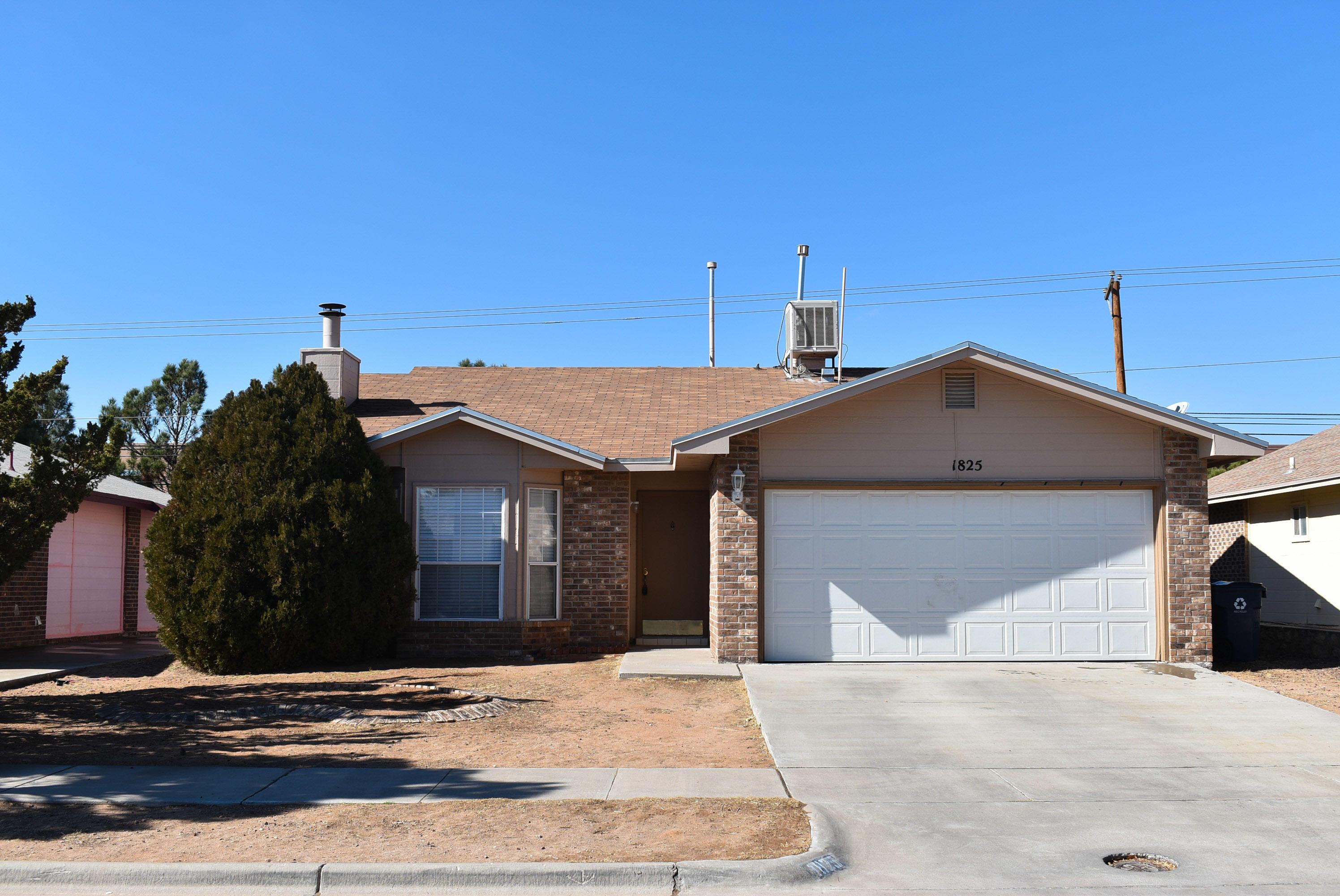 1825 Jean Louise Street, El Paso, Texas 79936, 3 Bedrooms Bedrooms, ,2 BathroomsBathrooms,Residential Rental,For Rent,Jean Louise,839943