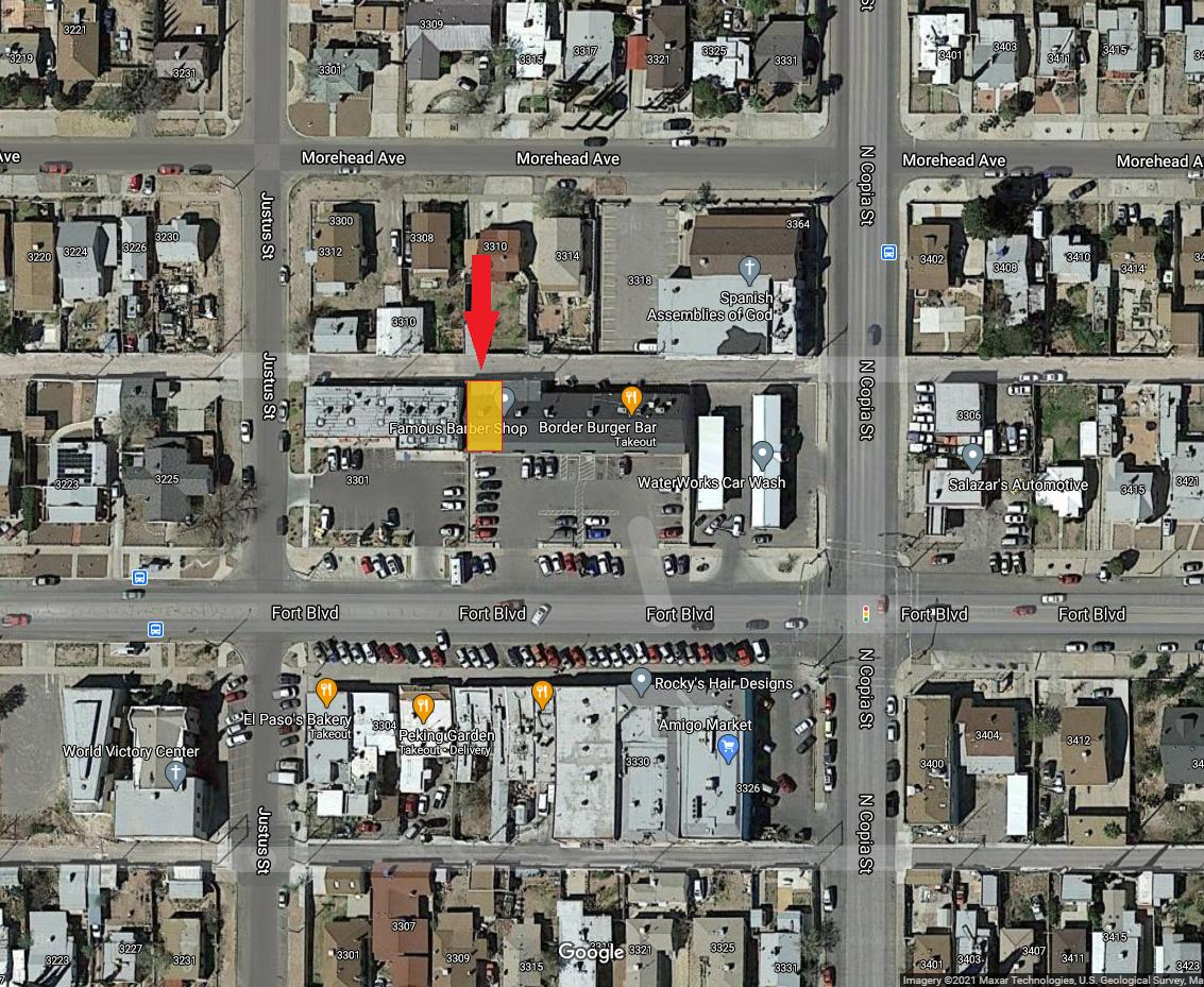 3313 Fort Boulevard, El Paso, Texas 79930, ,Commercial,For sale,Fort,839969