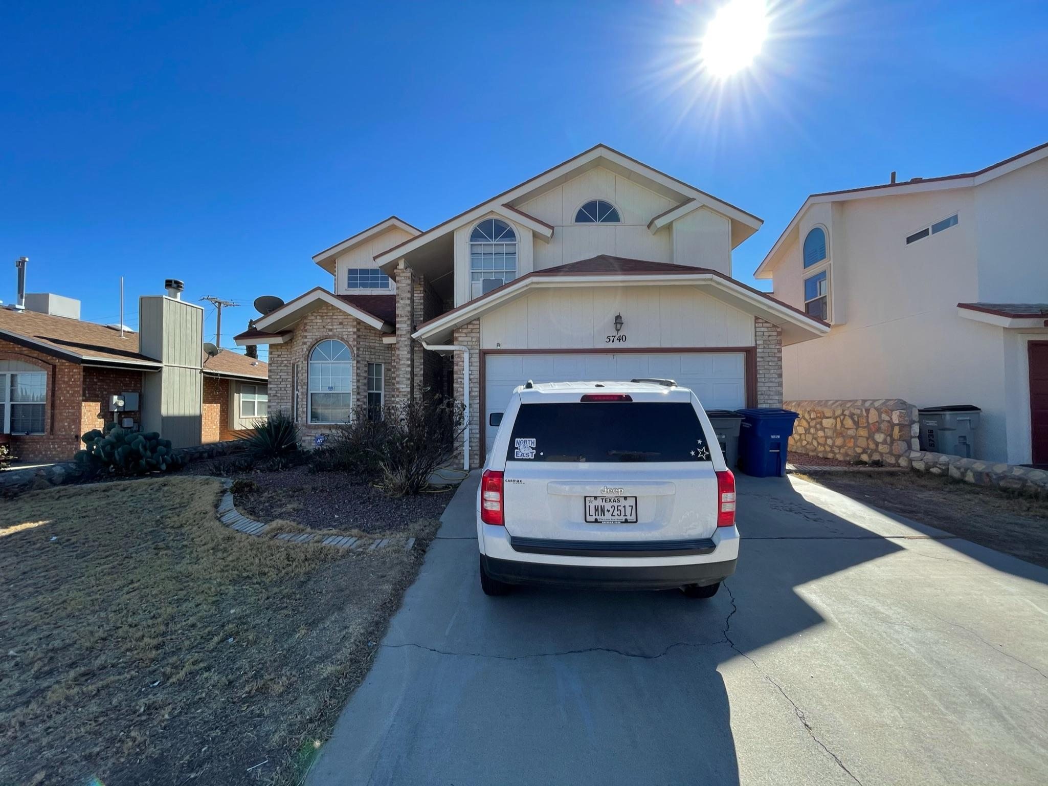 5740 Colin Powell, El Paso, Texas 79934, 4 Bedrooms Bedrooms, ,3 BathroomsBathrooms,Residential,For sale,Colin Powell,840291