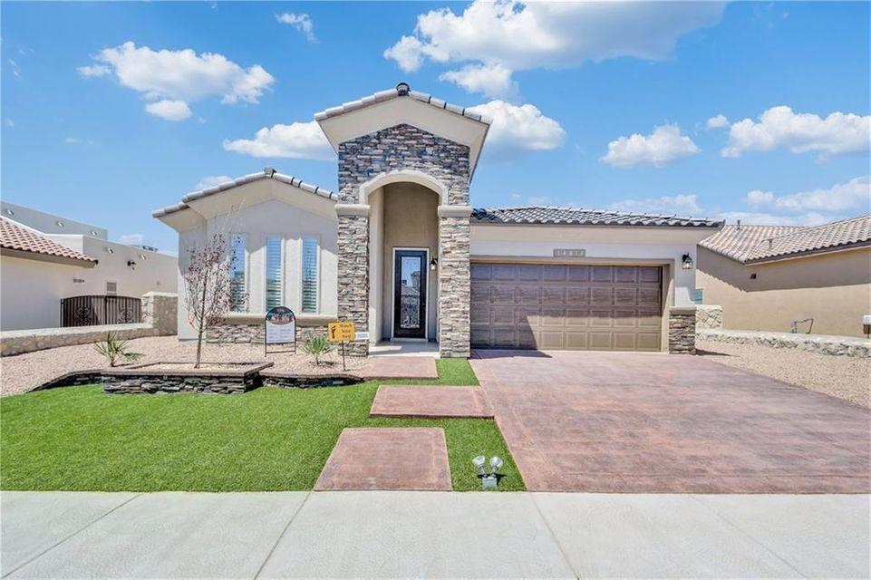 14820 William Meshel, El Paso, Texas 79938, 4 Bedrooms Bedrooms, ,3 BathroomsBathrooms,Residential,For sale,William Meshel,841196