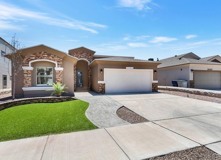 14724 William Meshel, El Paso, Texas 79938, 4 Bedrooms Bedrooms, ,2 BathroomsBathrooms,Residential,For sale,William Meshel,841414