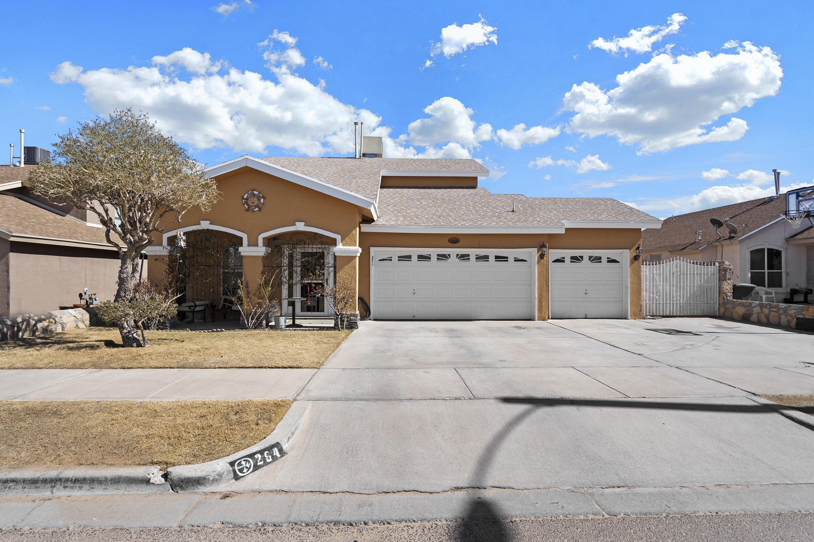 264 Lago Grande, Horizon City, Texas 79928, 3 Bedrooms Bedrooms, ,2 BathroomsBathrooms,Residential,For sale,Lago Grande,841613