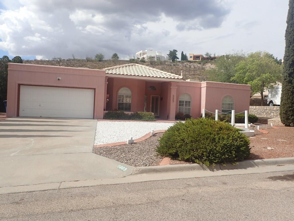 5669 OAK CLIFF, El Paso, Texas 79912, 3 Bedrooms Bedrooms, ,2 BathroomsBathrooms,Residential Rental,For Rent,OAK CLIFF,841601