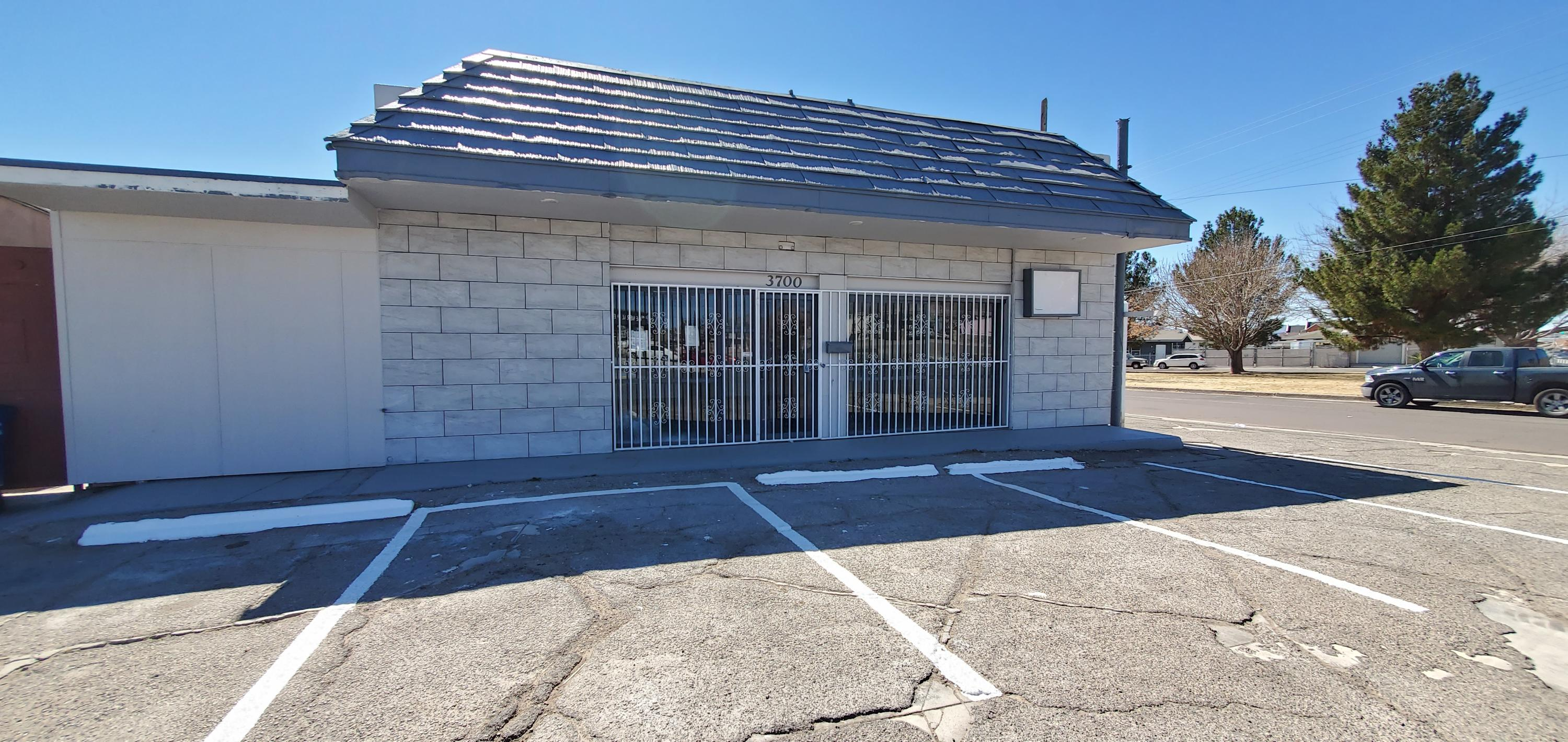 3700 BLISS Avenue, El Paso, Texas 79903, ,Commercial,For sale,BLISS,841715