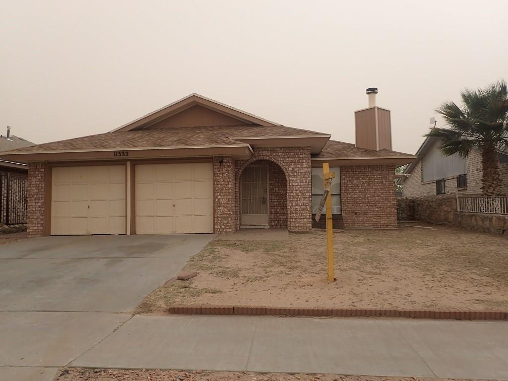 11332 DAVID CARRASCO, El Paso, Texas 79936, 3 Bedrooms Bedrooms, ,2 BathroomsBathrooms,Residential,For sale,DAVID CARRASCO,841815