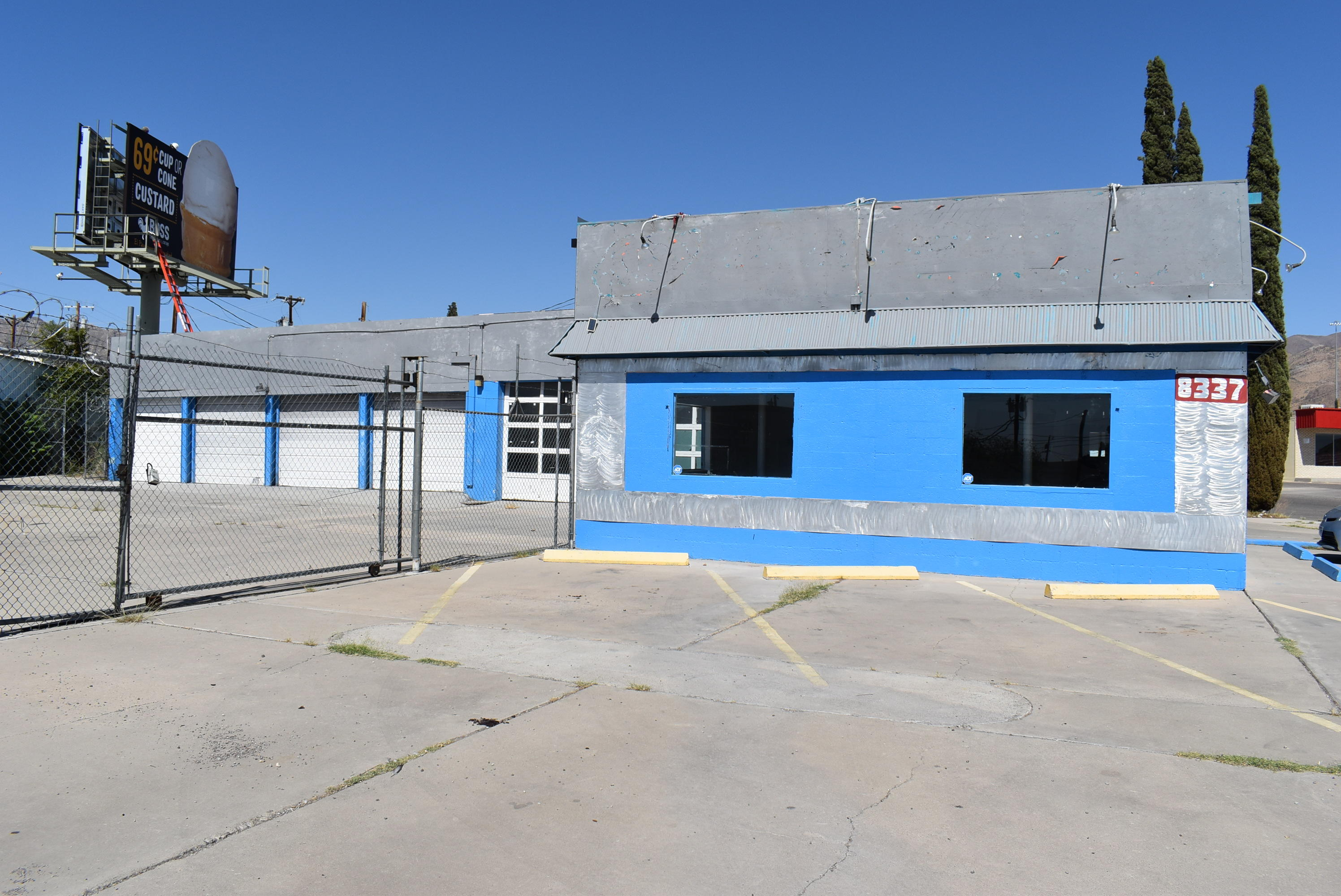 8337 Dyer Street, El Paso, Texas 79904, ,Commercial,For sale,Dyer,842672