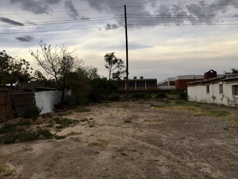 1917 SAN ANTONIO Avenue, El Paso, Texas 79901, ,Land,For sale,SAN ANTONIO,843293