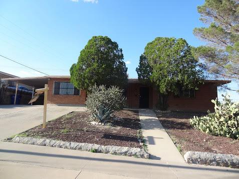 3501 ATLAS, El Paso, Texas 79924, 3 Bedrooms Bedrooms, ,2 BathroomsBathrooms,Residential Rental,For Rent,ATLAS,843461